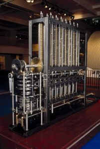 Photo of Difference Engine No. 2