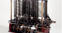Photo of Ludgate's analytical engine